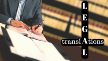 Everything You Ever Needed to Know About Legal Translation Services